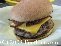 jeffreys hamburgers San Mateo bacon cheeseburger 2