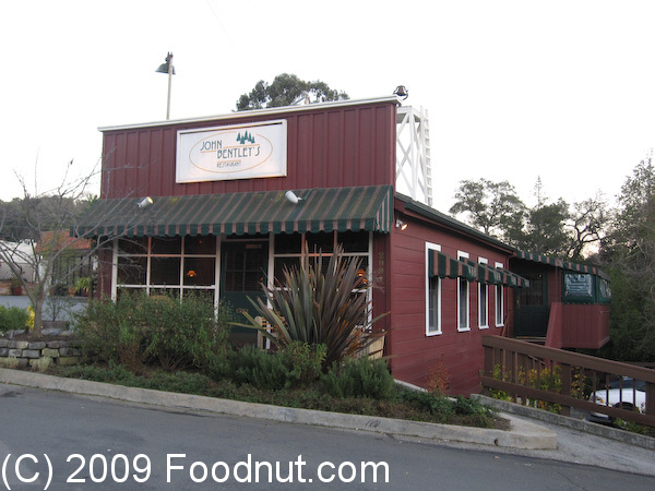 John Bentley S Restaurant Redwood City Ca