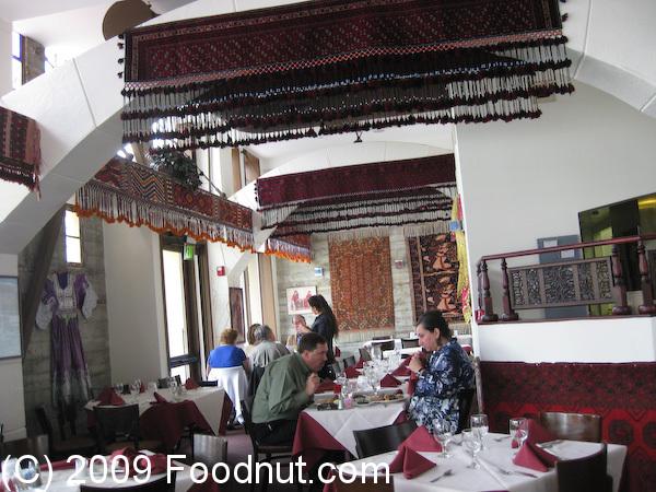 Kabul afghan cuisine burlingame for Afghan cuisine restaurant