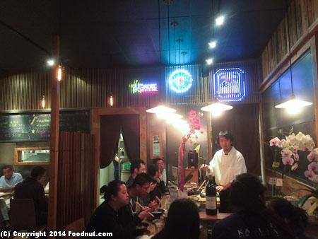 Japanese Restaurant San Mateo Downtown