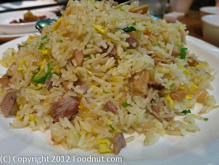 Koi Garden Dublin Boss Fried Rice