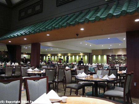 Koi Palace Daly City interior decor