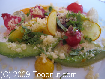 L Arpege Paris France Cous Cous