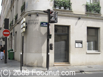 L Arpege Paris France Exterior Decor