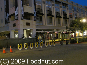 LB Steak Santana Row San Jose Exterior