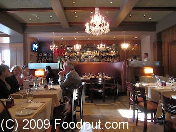 LB Steak Santana Row San Jose Interior