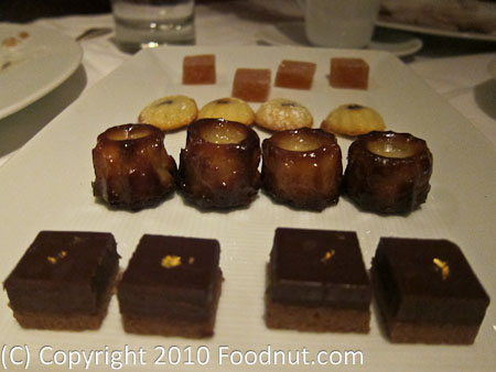 La Folie San Francisco Petit fours