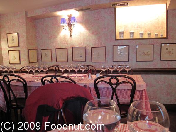 La Fontaine de Mars Restaurant Review, Paris, France