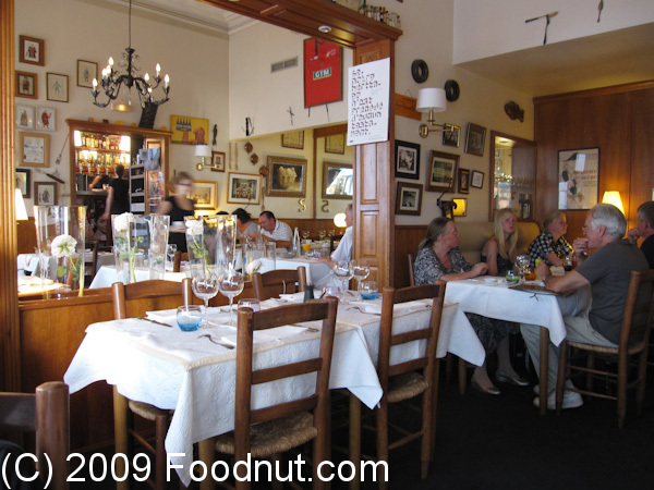 la fourchette restaurant review avignon france. Black Bedroom Furniture Sets. Home Design Ideas