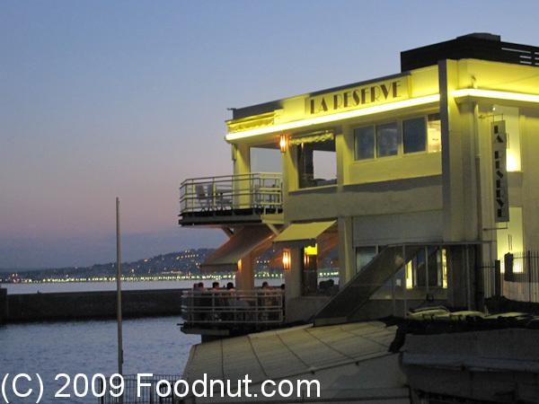 la r serve de nice restaurant review nice france rh foodnut com