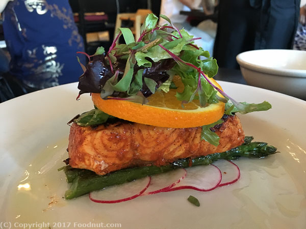 La Viga Redwood City Salmon Special