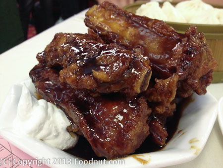 Lai Hong Lounge coffee ribs