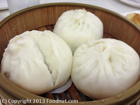 Lai Hong Lounge pork buns