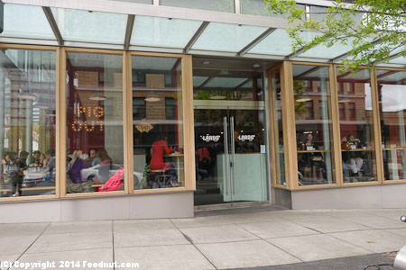 Lardo Restaurant Review, Portland