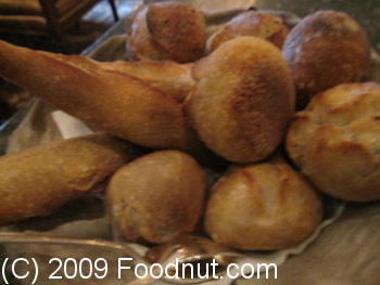Le Cinq Paris France Bread Pain