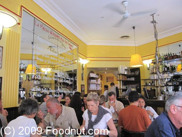 Le comptoir du relais saint germain restaurant paris france for Le comptoir du meuble bruxelles