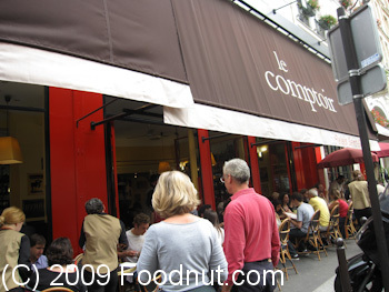 Le comptoir relais saint germain Paris France exterior decor