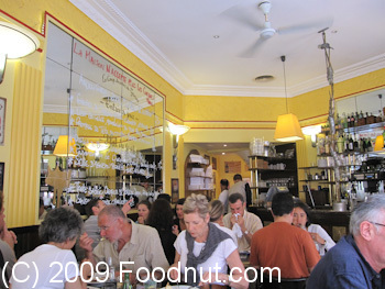 Le comptoir relais saint germain Paris France interior decor