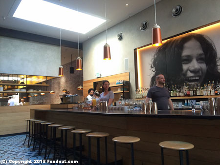 Liholiho Yacht Club San Francisco interior decor bar