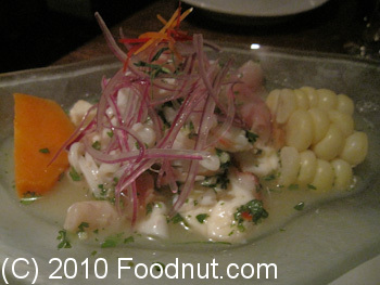 Limon San Francisco Cebiche Limon