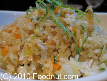 Limon San Francisco Coconut Fried Rice