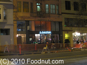 Limon San Francisco Exterior Decor