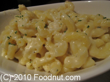 Limon San Francisco Truffle Infused Mac n Cheese