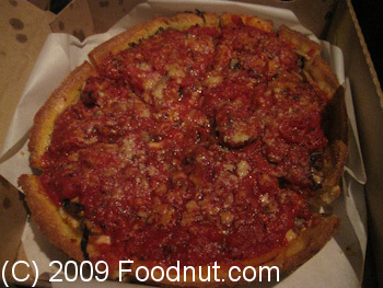 Little Star Pizza San Francisco Deep Dish Classic Pizza