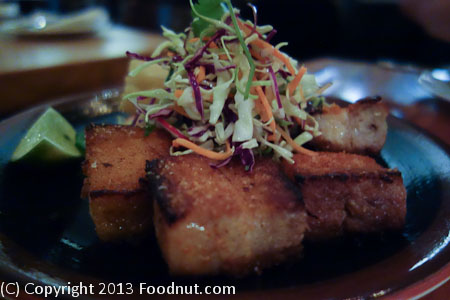Lolinda San Francisco pork belly