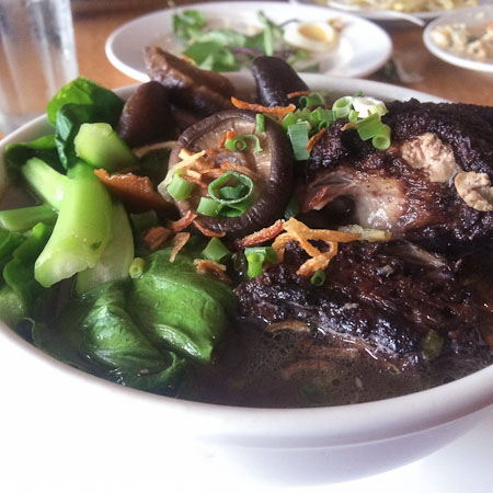 A Saigon Cafe Wailuku Maui Duck Soup