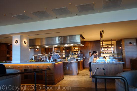Ka\'ana Kitchen Andaz Maui Breakfast Buffet