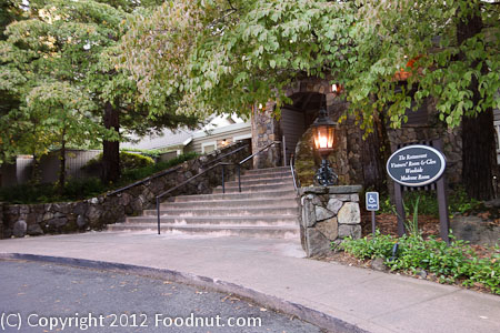 Restaurant at Meadowood St Helena Exterior decor