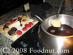 Melting Pot San Mateo Dessert 2