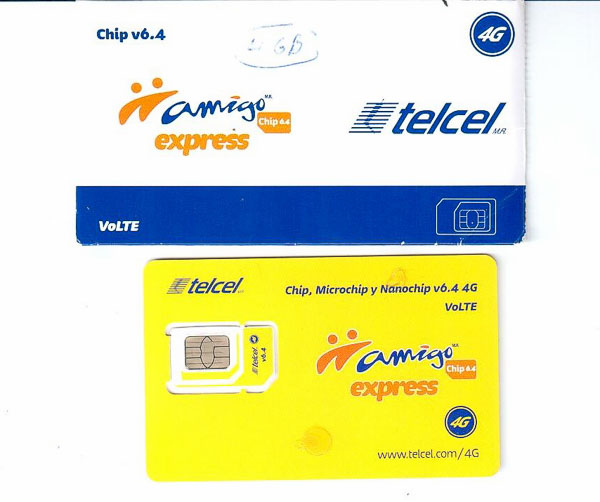 iPhone Prepaid SIM Card Mexico (1) 2