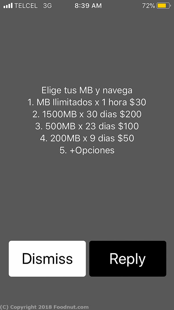 iPhone Prepaid SIM Card Mexico (2)