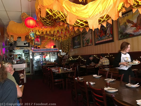 Mission Chinese Food San Francisco interior decor