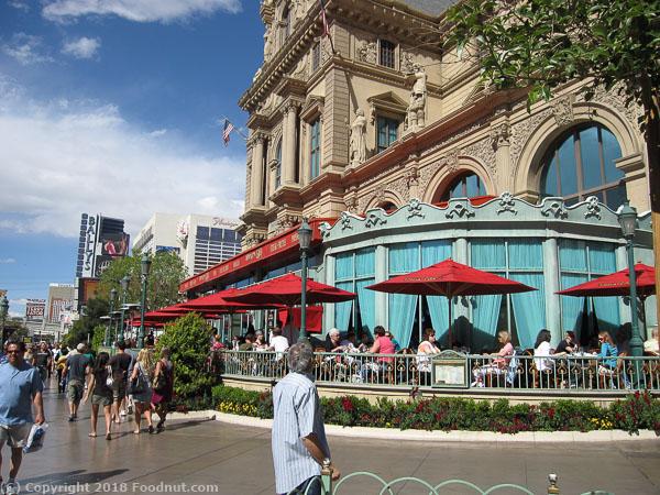 Mon Ami Gabi Review, Las Vegas