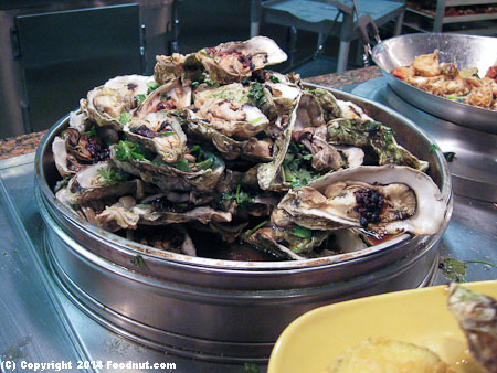 Moonstar Daly City Giant Oysters