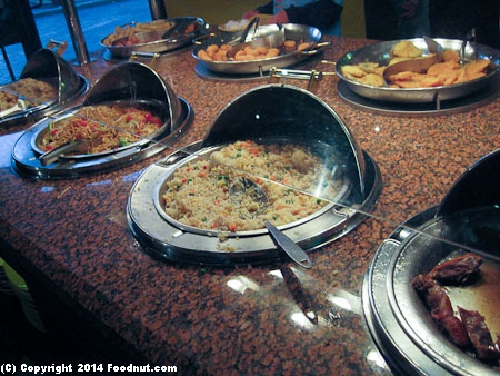 Moonstar Daly City cooked Chinese Food