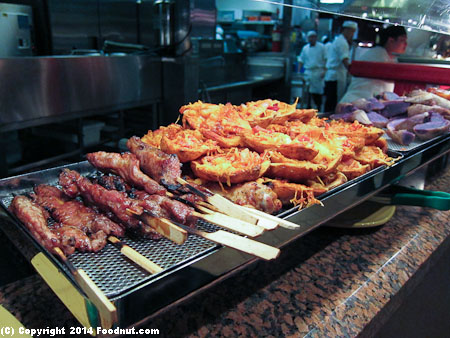 Moonstar Daly City_grilled pork potato skins