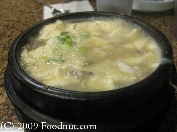 Myung Dong Tofu Cabin Restaurant San Mateo