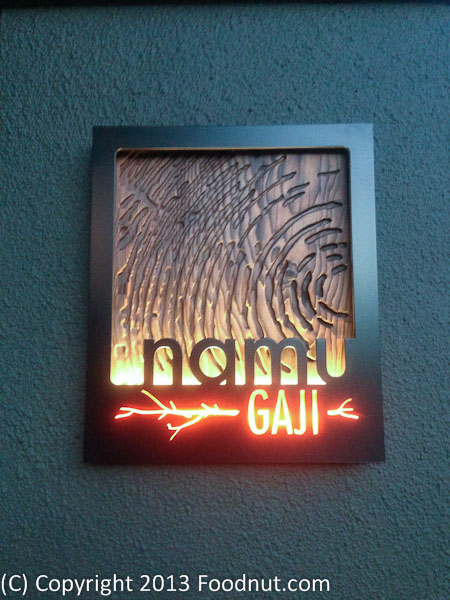 Namu Gaji San Francisco Exterior Decor