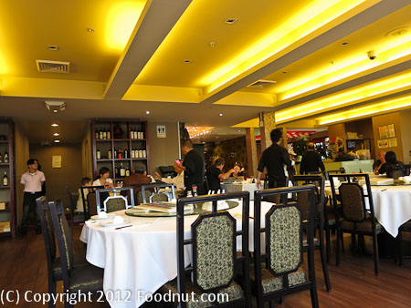 Newport Tan Cang San Gabriel interior decor