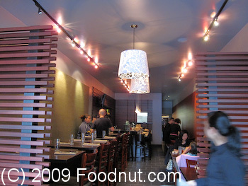 Noodle Theory Interior