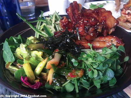 Pacific Catch San Mateo Korean Rib Bowl