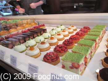 Pain de sucre Paris France Patisserie 10