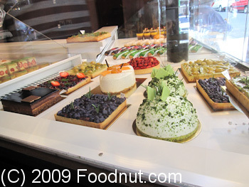 Pain de sucre Paris France Patisserie 9