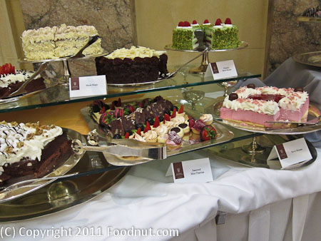 Palace Hotel Garden Court Sunday Brunch San Francisco_0002
