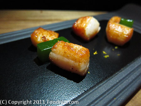 Parallel 37 San Francisco Scallops