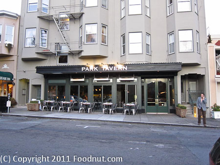 Park Tavern San Francisco Exterior Decor